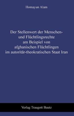 Abbildung von Alam, H: Stellenwert der Menschen- und Flüchtlingsrechte am