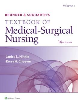 Abbildung von Hinkle / Cheever | Brunner & Suddarth's Textbook of Medical-Surgical Nursing, International Edition, 1-Volume | 14. Auflage | 2017