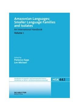 Abbildung von Epps / Michael | Smaller Language Families and Isolates | 2021 | 44/1