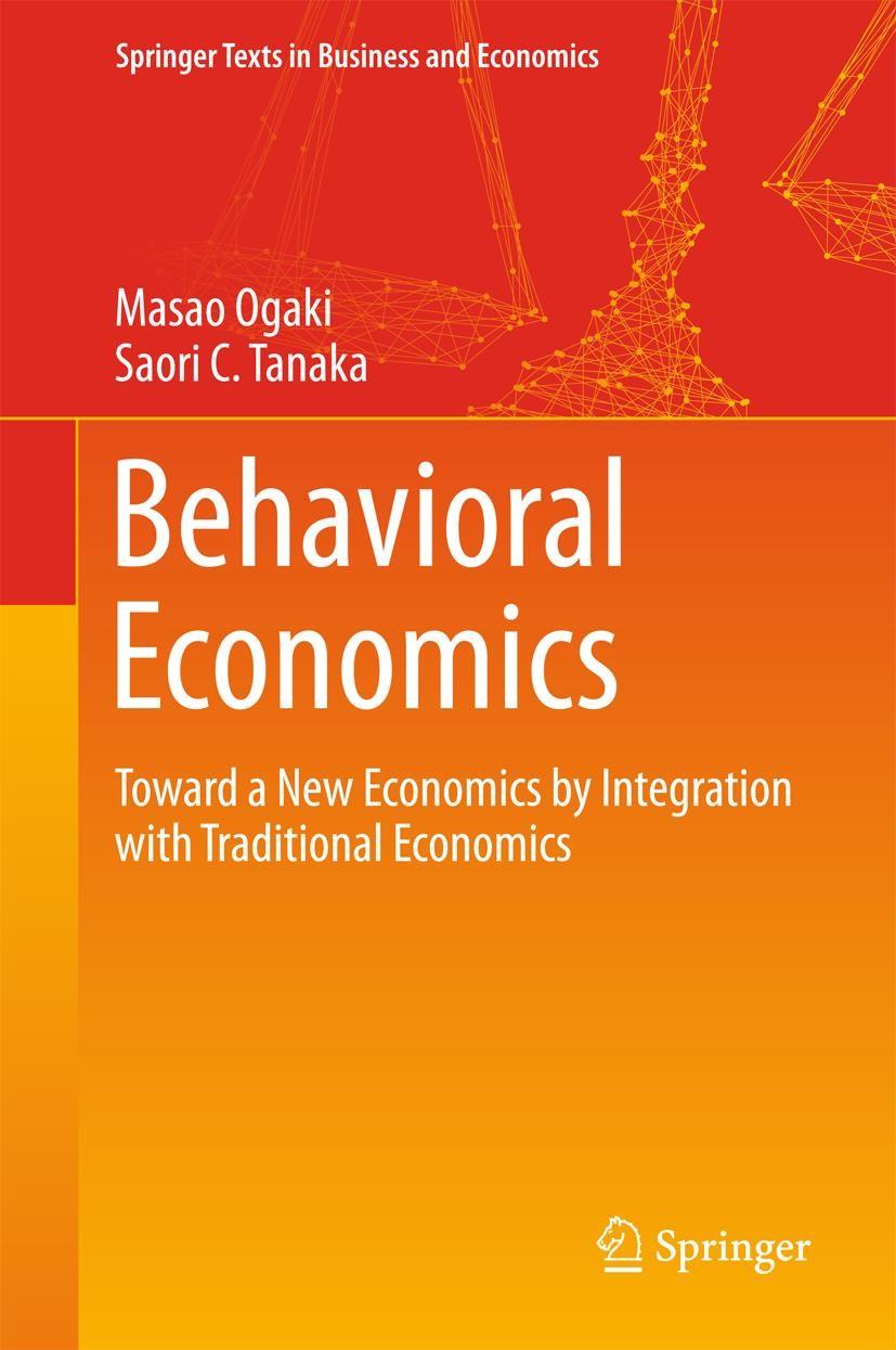 Abbildung von Ogaki / Tanaka | Behavioral Economics | 2018