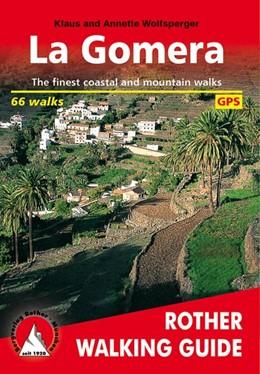 Abbildung von Wolfsperger | La Gomera (englische Ausgabe) | 5. Auflage 2017 | 2017 | The finest coastal and mountai...