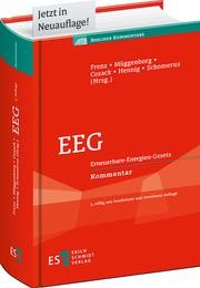 EEG | Frenz / Müggenborg / Cosack / Schomerus / Hennig | 5., völlig neu bearbeitete und erweiterte Auflage, 2017 | Buch (Cover)