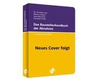 Das Baustellenhandbuch Abnahme | Morchutt / Voit / Loderer | 8. Auflage, 2017, 2017 | Buch (Cover)