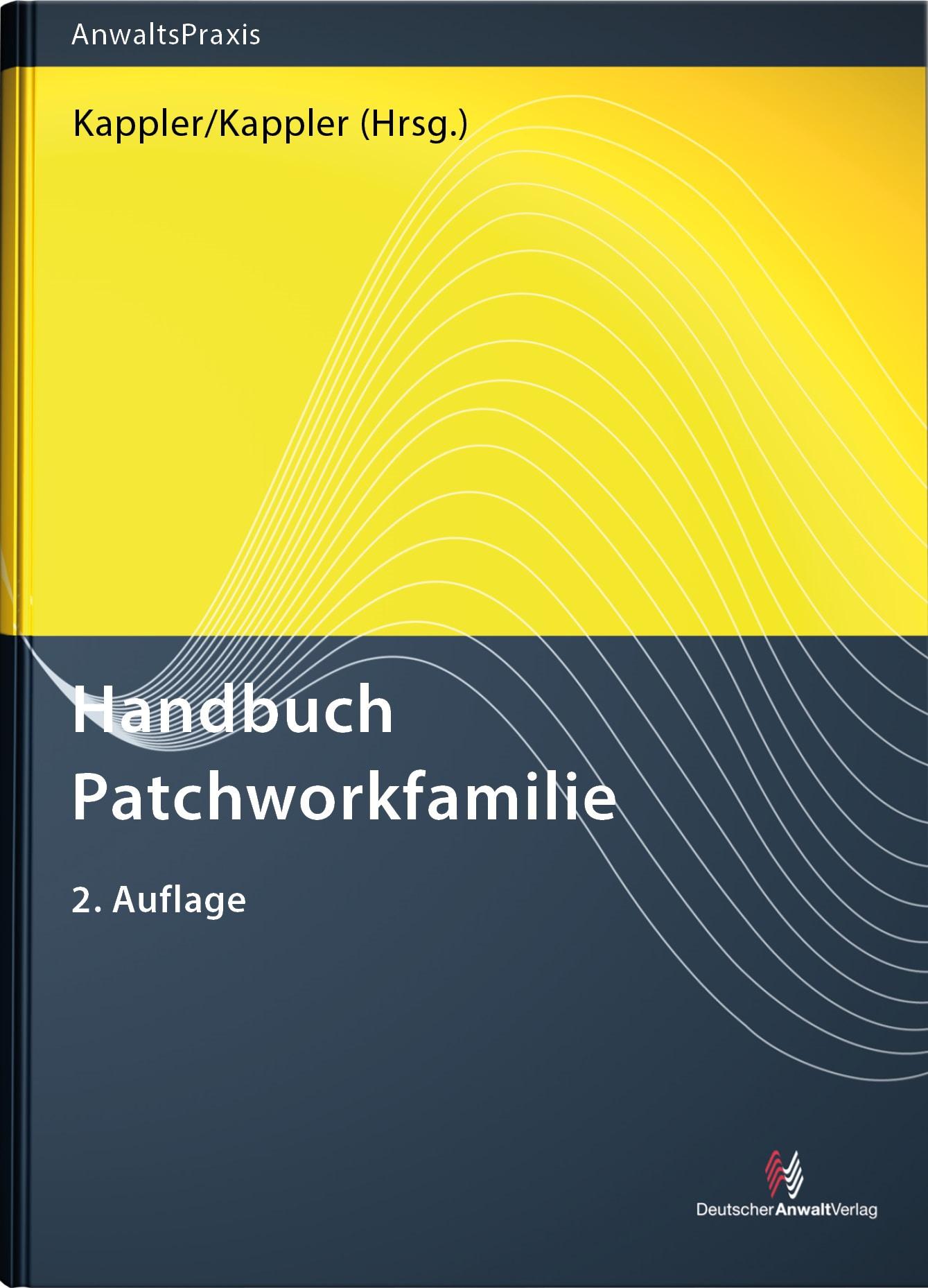 Handbuch Patchworkfamilie | Kappler / Kappler (Hrsg.) | 2. Auflage., 2017 | Buch (Cover)