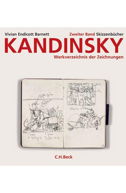 Cover: , Kandinsky. Werkverzeichnis der Zeichnungen