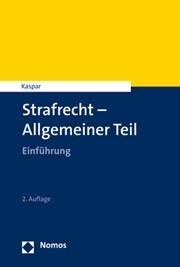 Strafrecht - Allgemeiner Teil | Kaspar | Buch (Cover)