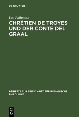 Abbildung von Pollmann | Chrétien de Troyes und der Conte del Graal | 1965 | 110