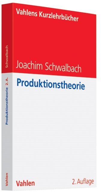 Produktabbildung für 978-3-8006-3460-6