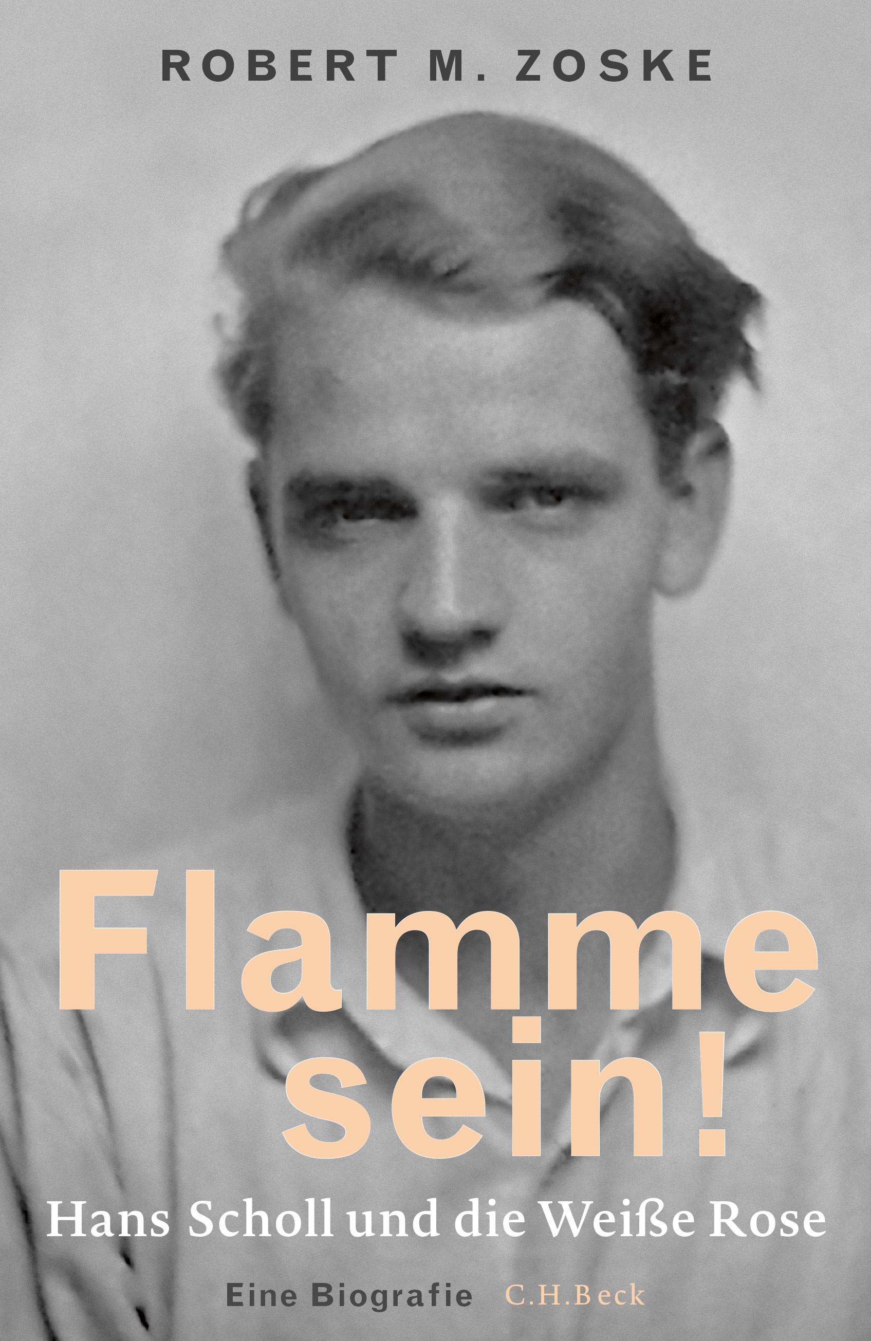 Flamme sein!   Zoske, Robert M.   2. Auflage, 2018   Buch (Cover)