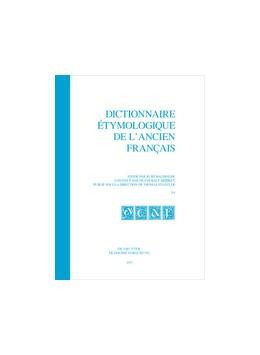 Abbildung von Städtler | Dictionnaire étymologique de l'ancien français (DEAF). Buchstabe F. Fasc 4-5 | 1. Auflage | 2018 | beck-shop.de