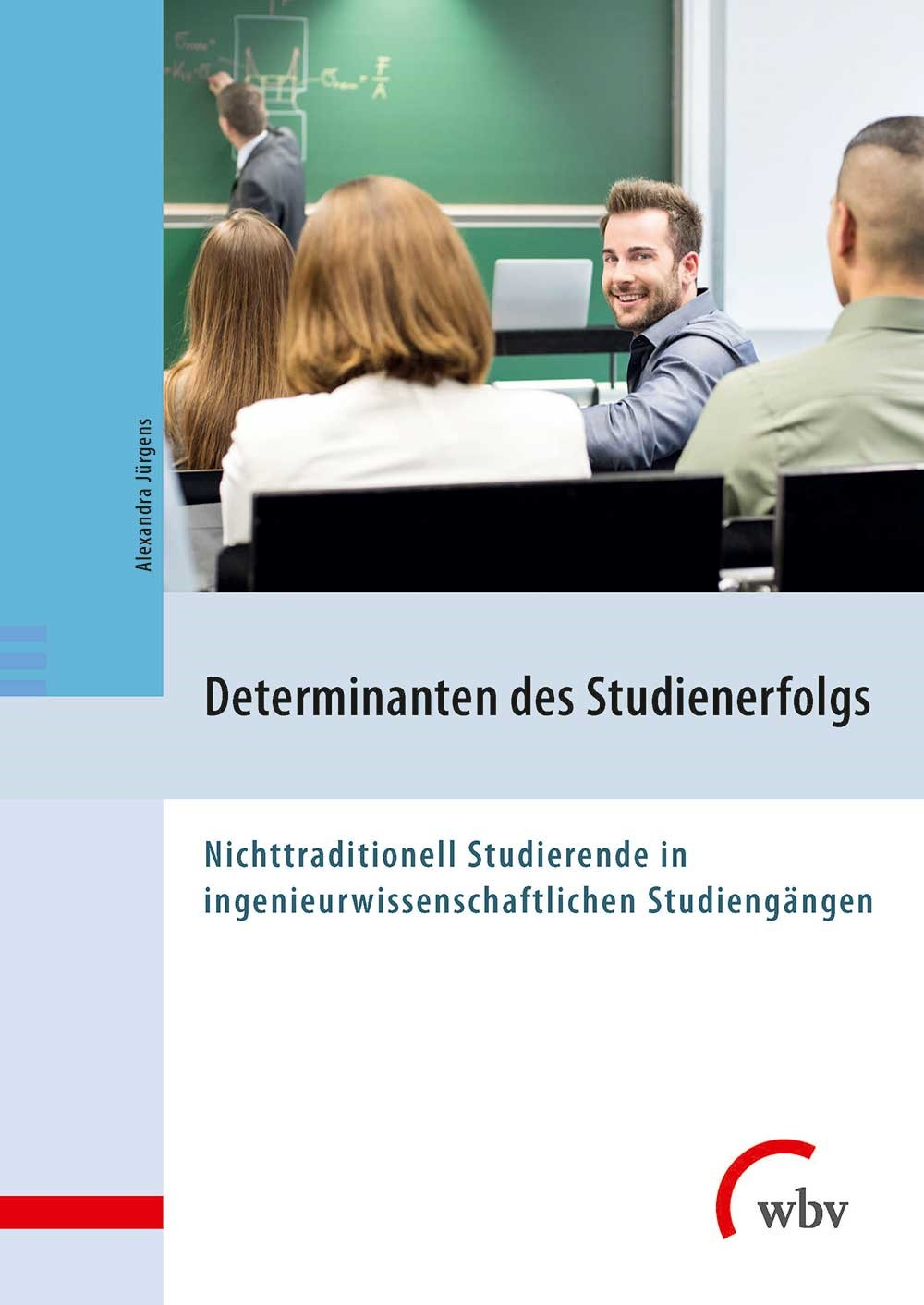 Determinanten des Studienerfolgs | Jürgens, 2017 | Buch (Cover)