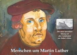 Abbildung von Pawlas   Menschen um Martin Luther   2. Auflage   2017   beck-shop.de