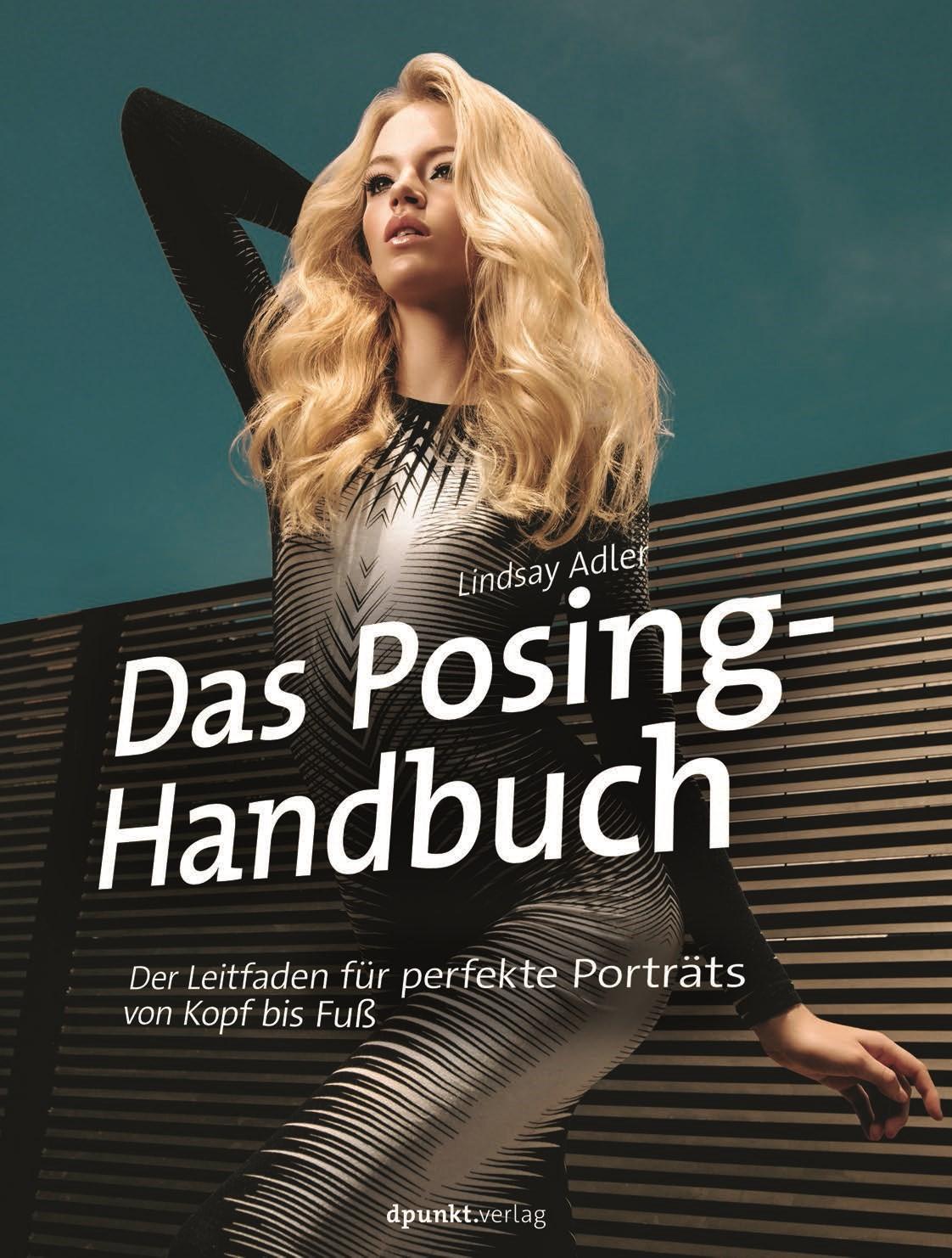 Das Posing-Handbuch | Adler, 2018 | Buch (Cover)