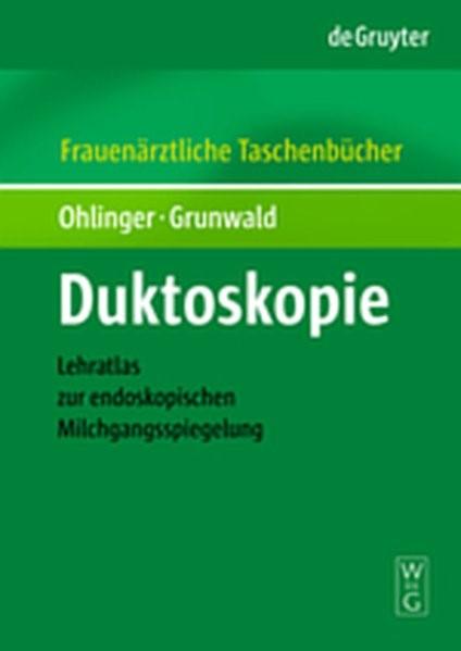 Duktoskopie | Ohlinger / Grunwald, 2009 | Buch (Cover)