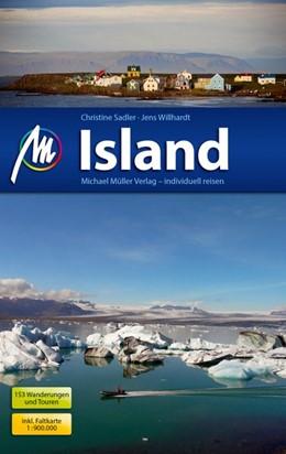 Abbildung von Willhardt / Sadler   Island Reiseführer Michael Müller Verlag   8. Auflage   2018   Individuell reisen mit vielen ...