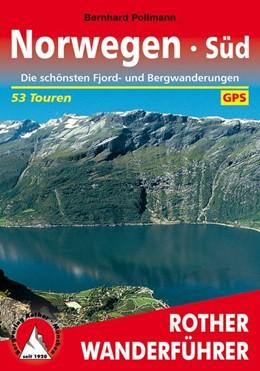 Abbildung von Pollmann   Norwegen Süd   7. Auflage 2017   2017   Die schönsten Fjord- und Bergw...