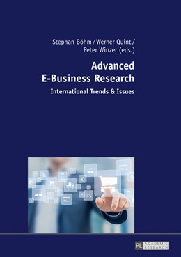 Abbildung von Quint / Winzer | Advanced E-Business Research | 1. Auflage | 2017 | beck-shop.de