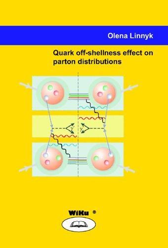Quark off-shellness effect on parton distributions | Linnyk, 2007 | Buch (Cover)