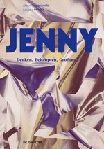 JENNY. Ausgabe 05 | Brandt / Hülmbauer / Schätzer / Sironic, 2017 | Buch (Cover)