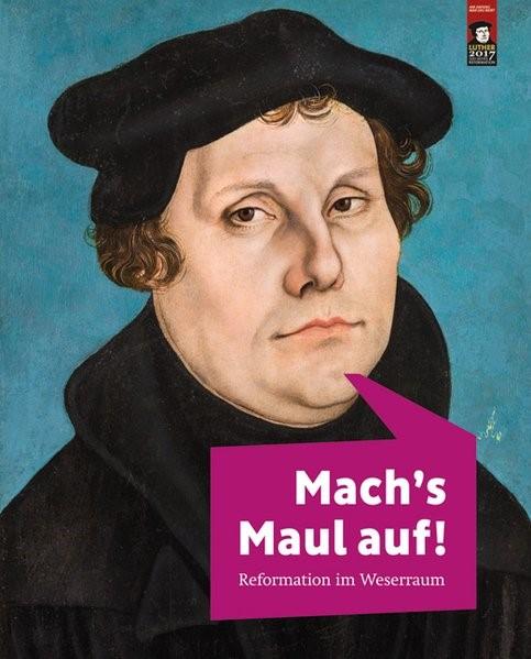 Mach's Maul auf! | Borggrefe / Lübkes / Haberland / Bischoff, 2017 | Buch (Cover)