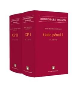 Abbildung von Macaluso / Moreillon | Code pénal I + Code pénal II • Set | 1. Auflage | | beck-shop.de