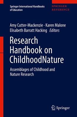 Abbildung von Cutter-Mackenzie-Knowles / Malone | Research Handbook on Childhoodnature | 1. Auflage | 2020 | beck-shop.de