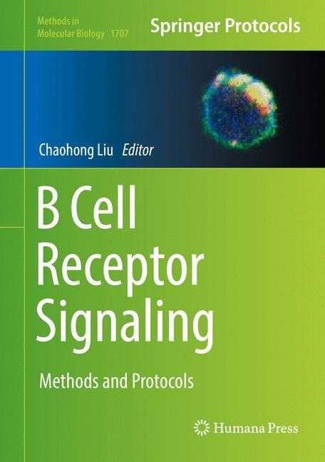 Abbildung von Liu | B Cell Receptor Signaling | 1st ed. 2018 | 2018