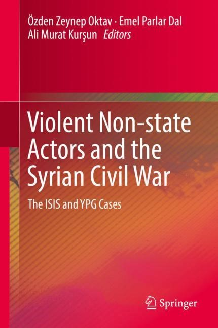 Violent Non-state Actors and the Syrian Civil War | Oktav / Parlar Dal / Kursun, 2017 | Buch (Cover)
