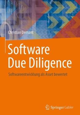 Abbildung von Demant | Software Due Diligence | 1. Auflage | 2017 | beck-shop.de