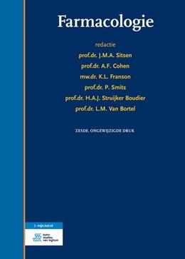 Abbildung von Sitsen / Cohen | Farmacologie | 6. Auflage | 2017 | beck-shop.de
