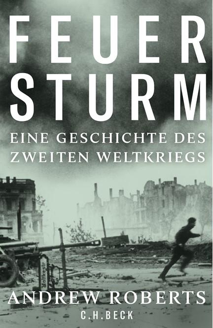 Cover: Andrew Roberts, Feuersturm