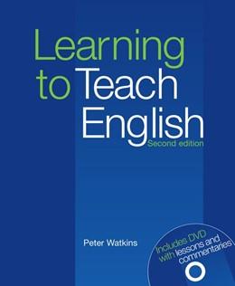 Abbildung von Watkins   Learning to Teach English. Paperback + DVD   1. Auflage   2017   beck-shop.de