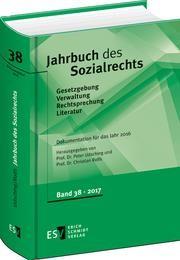 Jahrbuch des Sozialrechts • Band 38 | Udsching / Rolfs, 2017 | Buch (Cover)