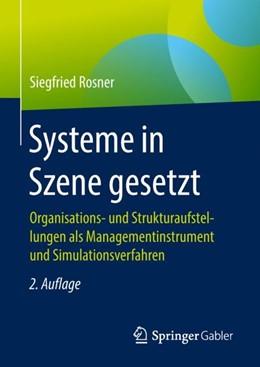 Abbildung von Rosner   Systeme in Szene gesetzt   2. Auflage   2017   beck-shop.de