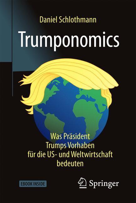 Trumponomics | Schlothmann, 2017 | Buch (Cover)