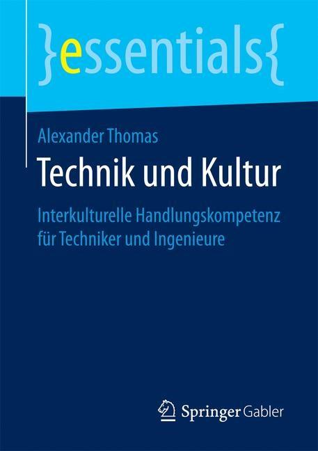 Technik und Kultur   Thomas, 2017   Buch (Cover)
