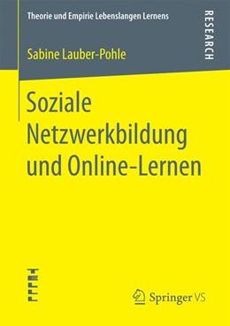 Abbildung von Lauber-Pohle | Soziale Netzwerkbildung und Online -Lernen | 2017