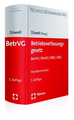 Betriebsverfassungsgesetz | Düwell (Hrsg.) | 5. Auflage, 2018 | Buch (Cover)