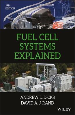Abbildung von Dicks / Rand | Fuel Cell Systems Explained | 3. Auflage | 2018