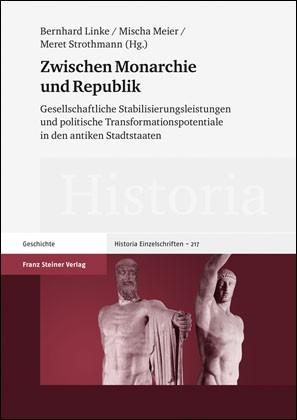 Zwischen Monarchie und Republik | Linke / Meier / Strothmann | 1. Auflage, 2010 | Buch (Cover)