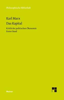 Abbildung von Marx / Quante | Das Kapital | 2019 | Kritik der politischen Ökonomi... | 612