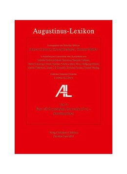 Abbildung von Dodaro / Müller / Mayer | Augustinus-Lexikon Vol. 4, fasc. 7/8 | 2019 | Prouerbium, Prouerbia (Prv) - ...