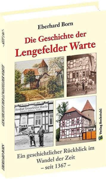Die Geschichte der Lengefelder Warte | Born, 2017 | Buch (Cover)