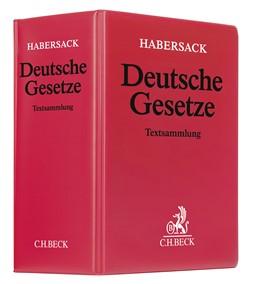 Abbildung von Schönfelder | Deutsche Gesetze | 182. Auflage | 2021 | beck-shop.de