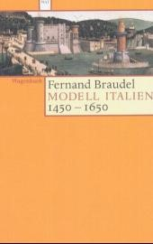 Modell Italien 1450-1650 | Braudel | Neuausgabe, 2003 | Buch (Cover)