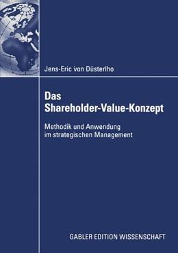 Abbildung von Düsterlho | Das Shareholder-Value-Konzept | 2003 | Methodik und Anwendung im stra...
