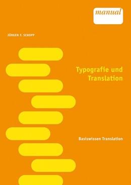 Abbildung von Schopp   Typografie und Translation   2011   3