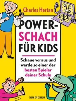 Abbildung von Hertan   Power-Schach für Kids   1. Auflage   2017   beck-shop.de