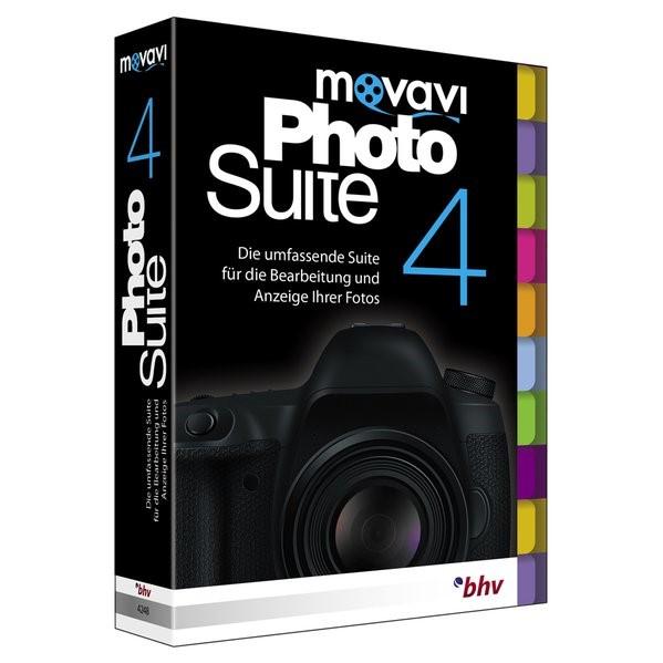 movavi Photo Suite, 2017 (Cover)