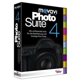 Abbildung von movavi Photo Suite | 2017